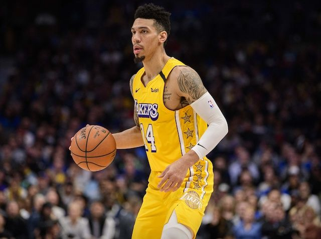 Lakers Danny Green A Lot Of Moving Parts With Disney World Bubble Scenario In 2020 Lakers Nba Stars Nba Rumors