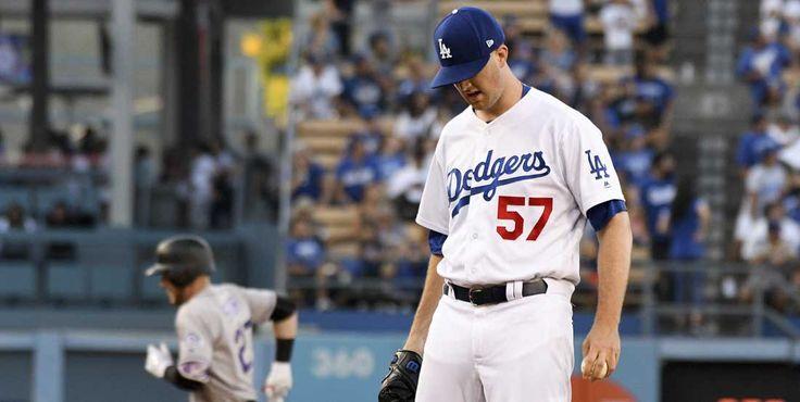 Los Dodgers imponen marca negativa para la franquicia