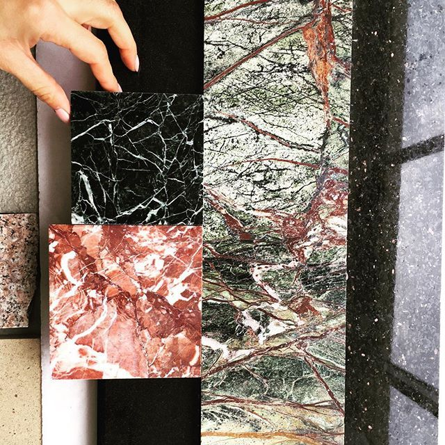 New inspirations-New projects-New materials #thedesigngroup #furniture #inspiration #material #pattern #surface #marble #custommade #natural #colors #nature #interiors #interiordesign #new #ideas #design #decor #decoration #kaloterakis #showroom #rethymno #athens #kolonaki