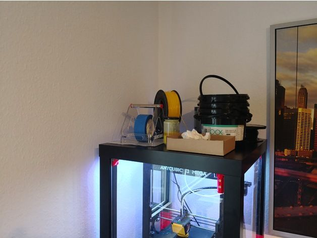 Ikea Lack Enclosure For Anycubic I3 Mega By Electron23 Thingiverse Ikea Lack Ikea Enclosure