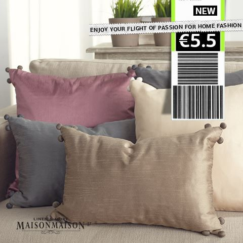 ENJOY YOUR FLIGHT OF PASSION FOR HOME FASHION www.maisonmaison.gr