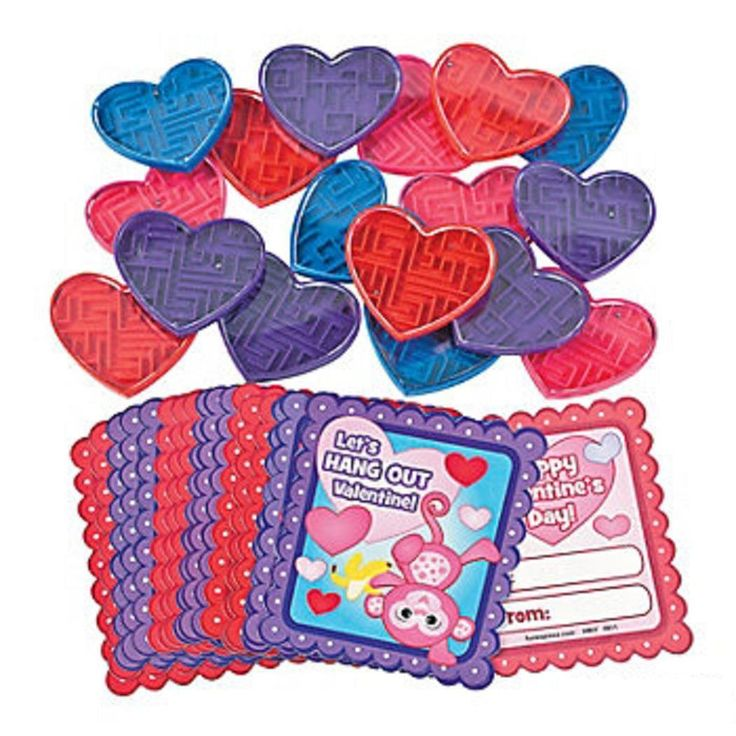 ... Supplies on Pinterest | Maze puzzles, Valentine heart and Smile face