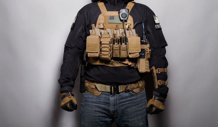 HSG Chest rig