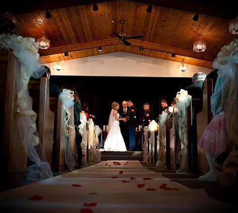 Oakwood Wedding Chapel