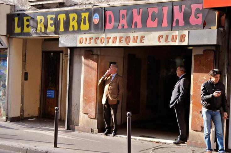 Le Retro Dancing Discotheque Club ~ 23 photos of Paris, France