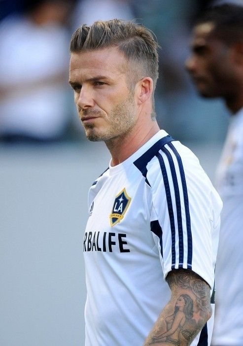 David Beckham Hairstyles 2013 | Hairstyles Weekly