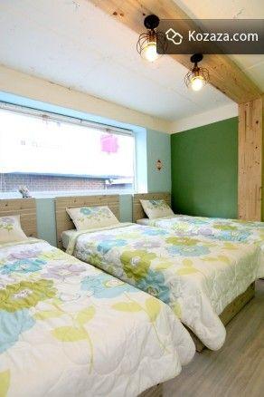 kozaza | [Hongdae] Jeong Stay positive Stay _2bed rooms house | HanokStay