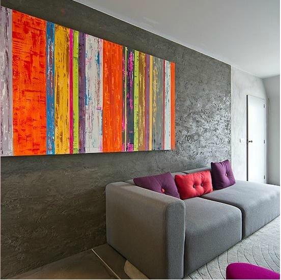 Schilderij Kleuren