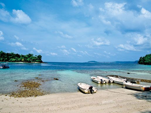 Aceh : Pantai Iboih