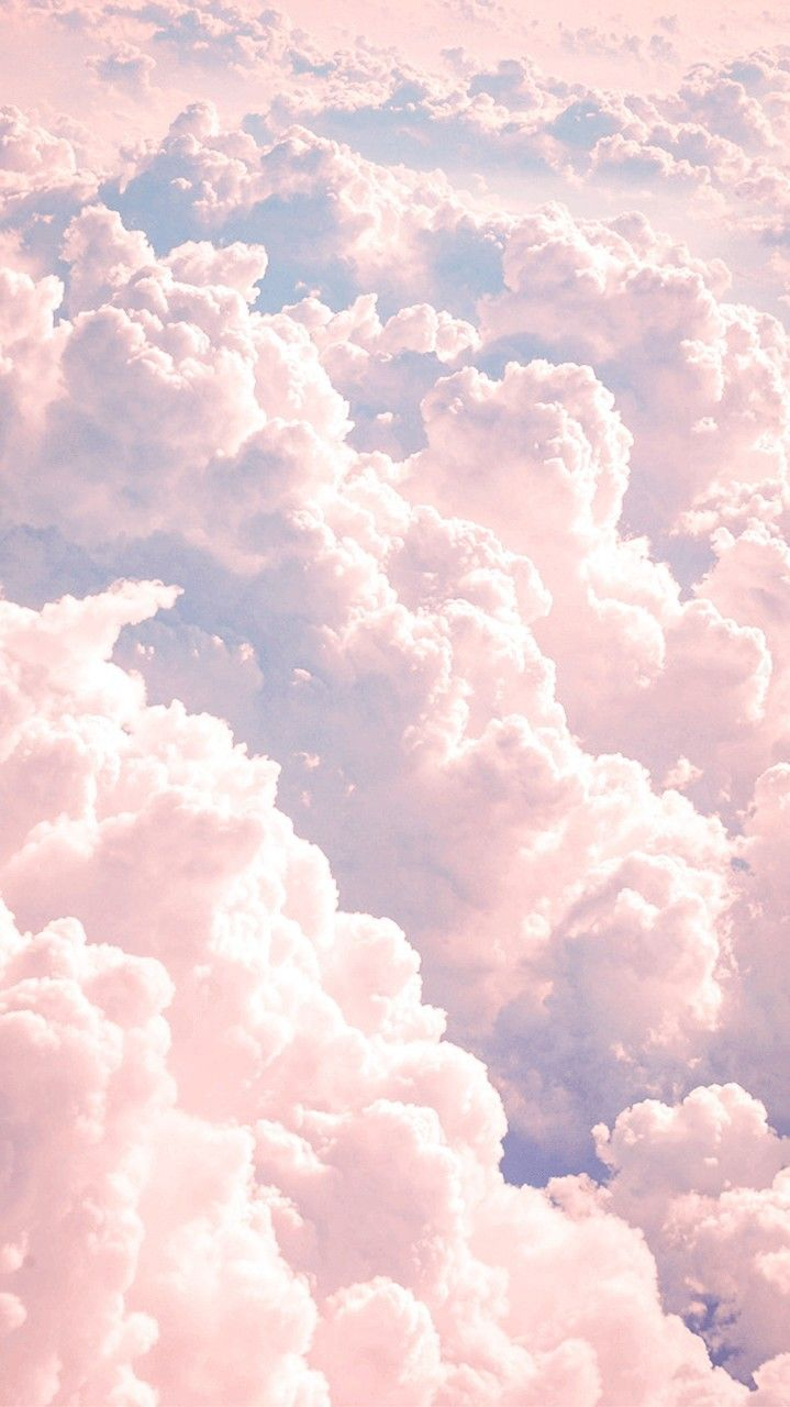 Medium Pastel Cloud Static Pretty Wallpapers Cloud Wallpaper