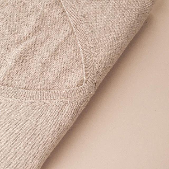 Summer Essentials. Delicious Cotton Cashmere #shjark #thecompleteoutfitter #ss16 #cashmerelove #bci #cotton #essentials