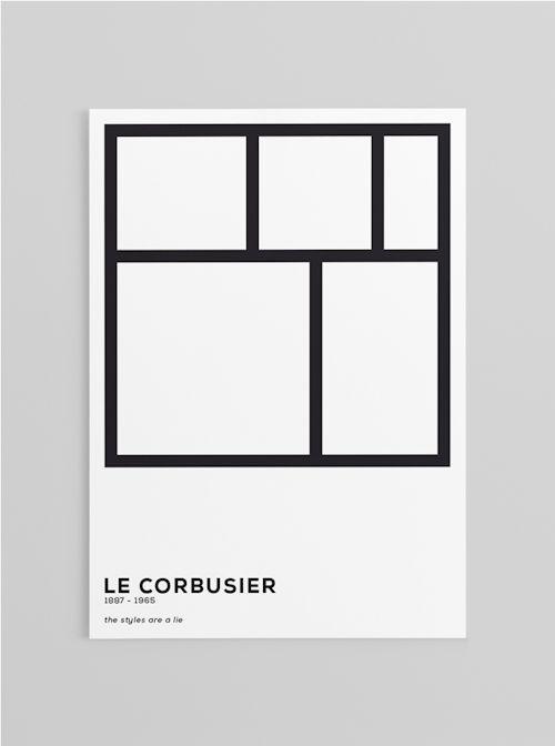 Le Corbusier  Modulación                                                                                                                                                                                 More
