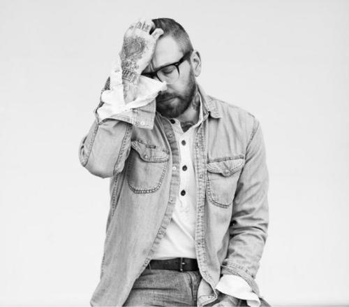 dallas green of city and colour -- quite possibly the best artist of our generation, definitely the best live performer.
