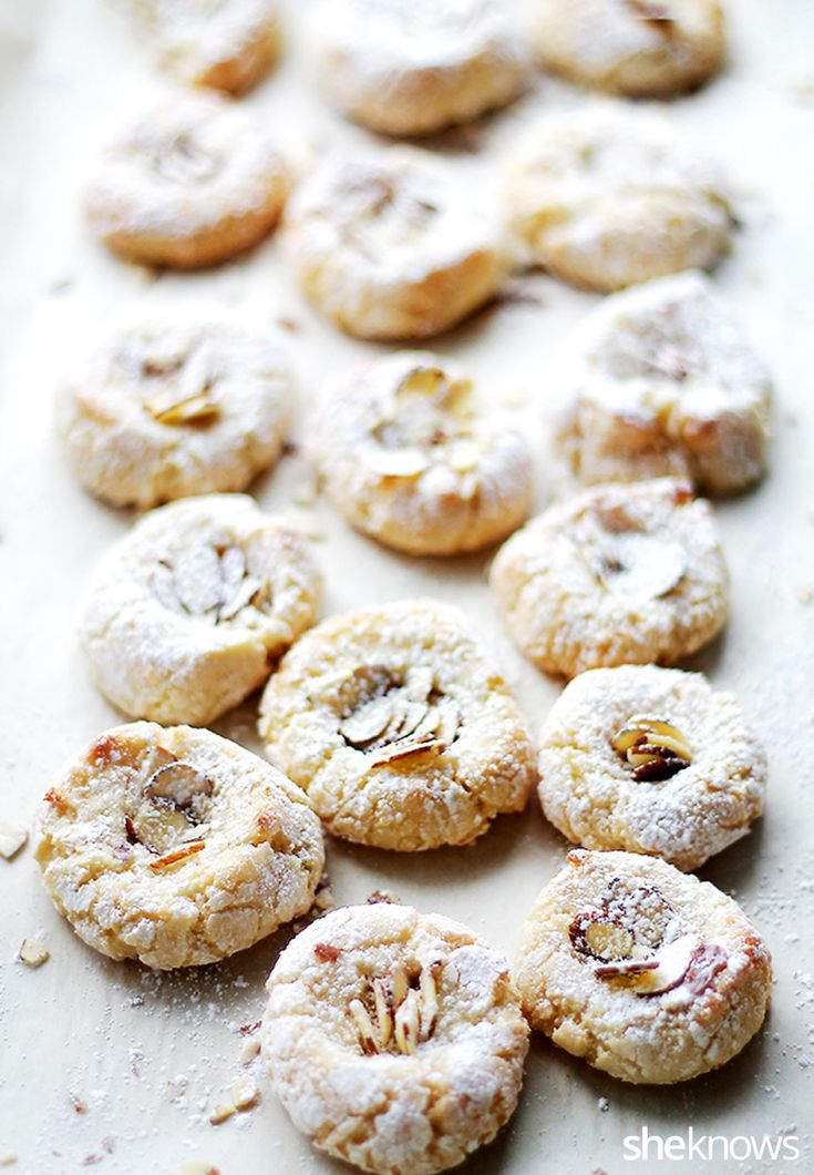 The gluten-free addition your holiday cookie platter needs: Super-easy Italian almond cookies