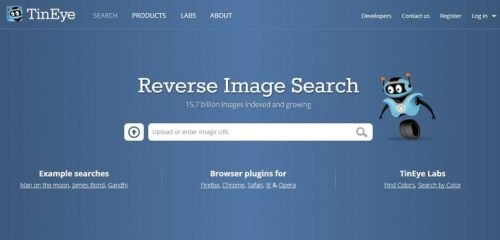 Reverse image searching made easy TinEye and Google Image Search are both good for doing reverse image searches, and the two websites are different enough to be complementary. But there are other options including browser extensions and smartphone apps....