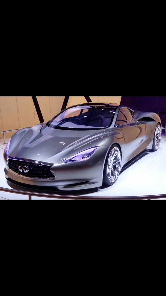 Dream sports car! In purple or silver would work