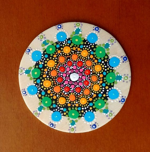 extraordinary inspiration drink coaster. Items similar to Mandala Coaster  Vibrance Collectible First ever A unique handmade piece of art inspired by travel on Etsy 16 best Travel Art images Pinterest Handmade Mandalas
