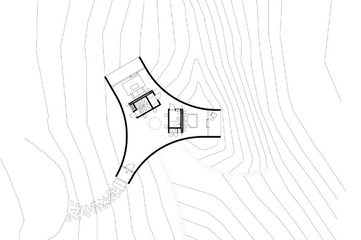 HHF Architects - Guesthouse