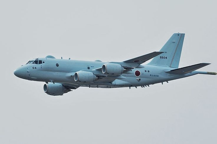 Japan will offer Great Britain its first indigenously developed & built maritime patrol aircraft,Kawasaki P-1,& will send two jets overseas for 1st time to participate in UK's Royal International Air Tattoo–world's largest military airshow-according to reports.Japan Maritime Self Defense Force (JMSDF) will dispatch 2 P-1s,part of JMSDF's 51 Air Development Squadron,from Naval Air Facility Atsugi,Kanagawa Prefecture on July 10,according to Japanese Ministry of Defense.