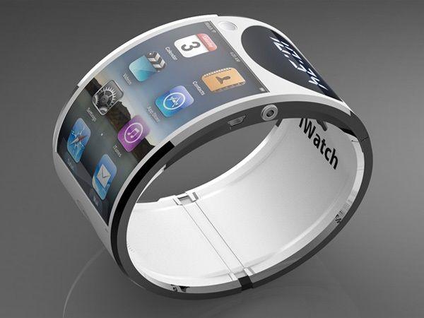 Jivaldi  iWatch concepto de pulsera inteligente para Apple