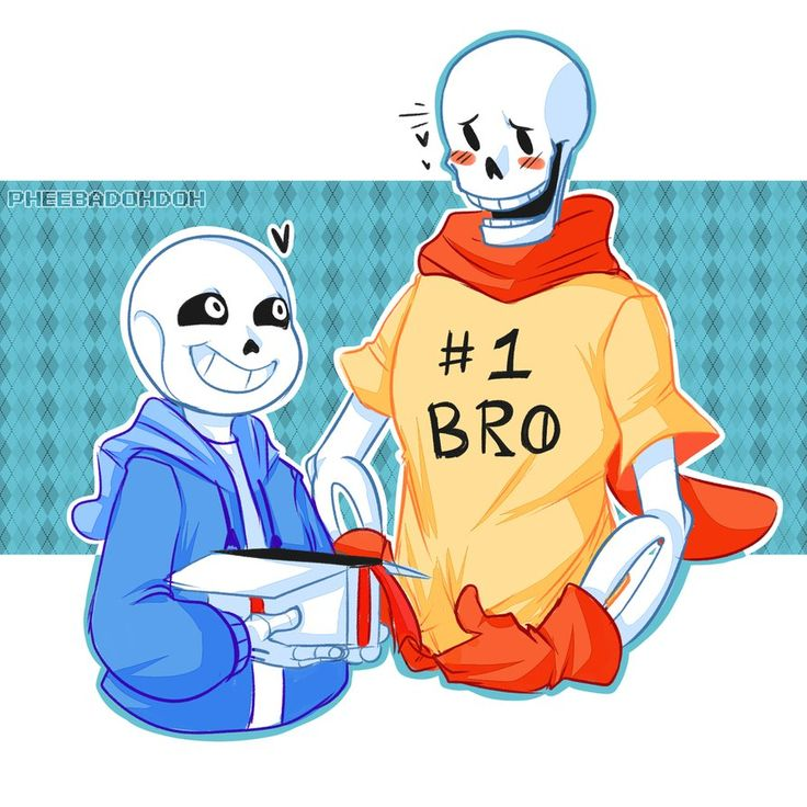 Group of Top Sans And Papyrus