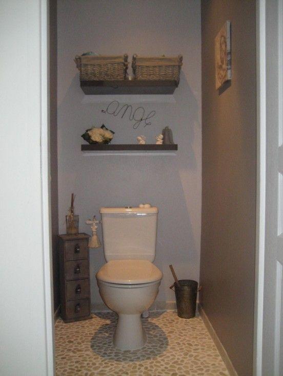 Toilettes Gris Zen