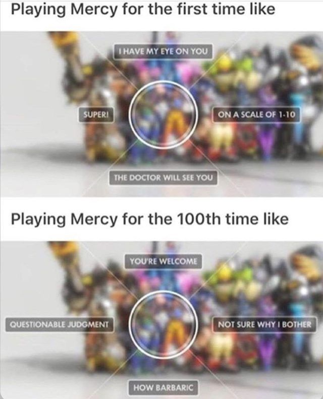 50 Overwatch Memes & Comics – Funnyfoto | Funny Pictures - Videos - Gifs - Page 48