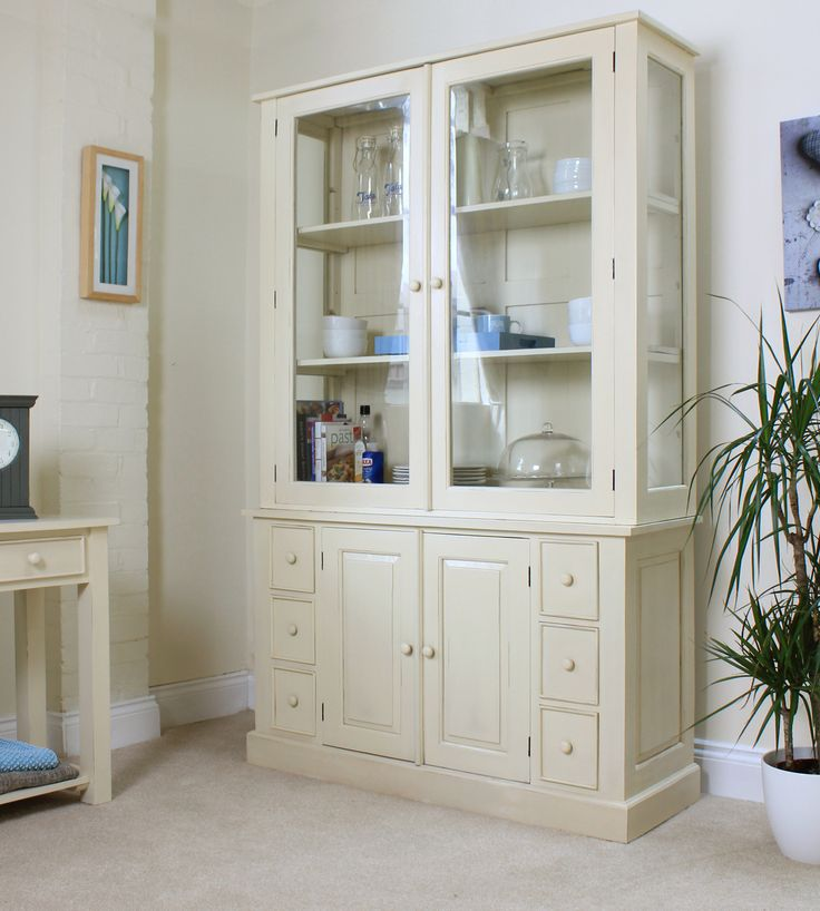 The Dresser Top Has Plenty Of Useful Storage And Would Look Stunning In Either Living Or Dining Room