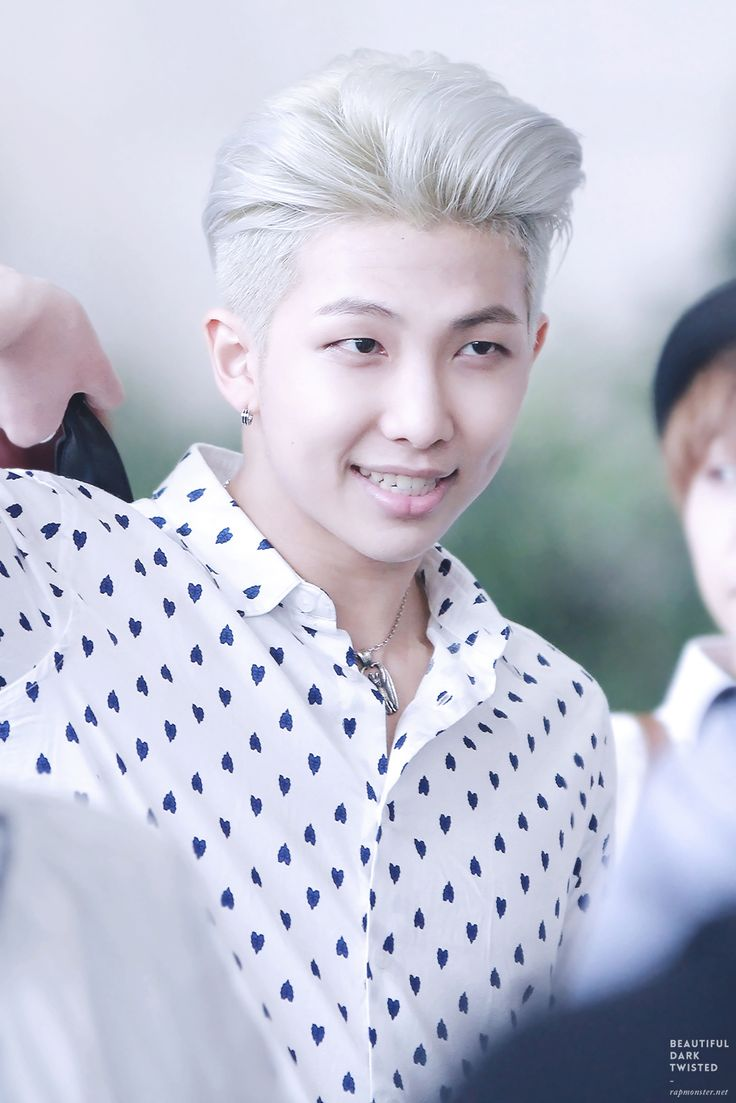 {BTS's Rap Monster} #RapMonster #KimNamjoon #BTS