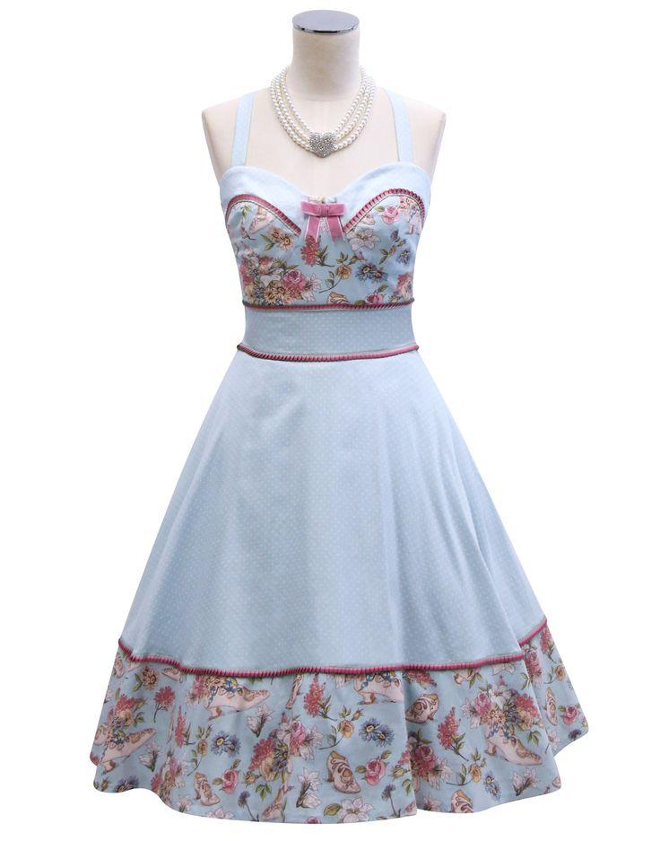 One, Two, Buckle My Shoe Cross Back Dress
