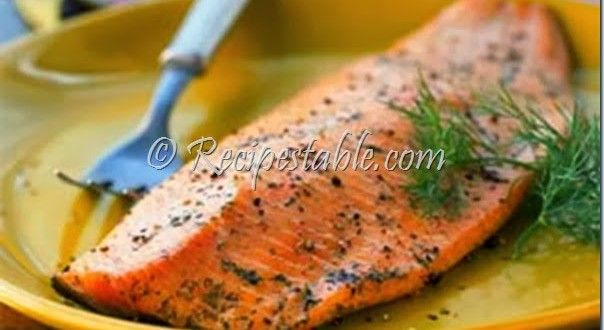 Smoked Fish Recipe by Shireen Anwar - Recipes Table