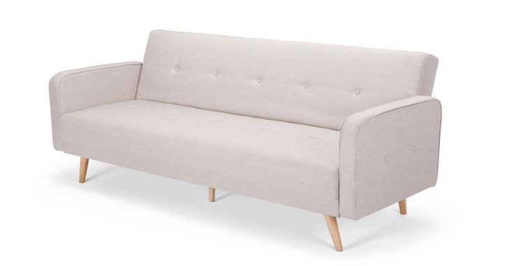 Chou Sofa Bed in quail beige | made.com