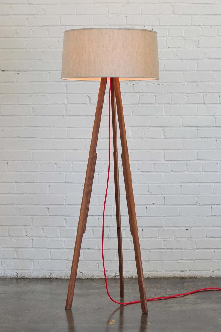 best  modern floor lamps ideas on pinterest  designer floor  - modern floor lamp (naturalred)