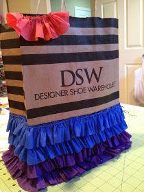Backless Shirt: Pretty Piñata on the Cheap
