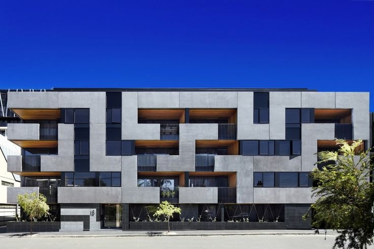 The Maze Apartments / CHT Architects