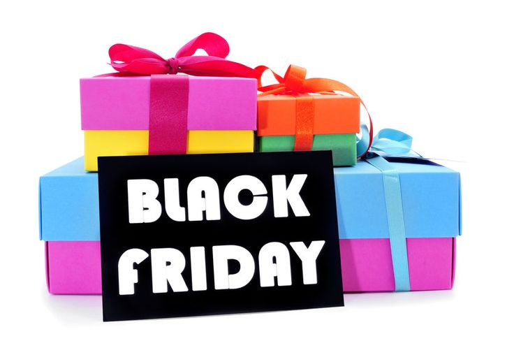 Prepare your credit cards! Black Friday is coming soon, on Friday November 28th.