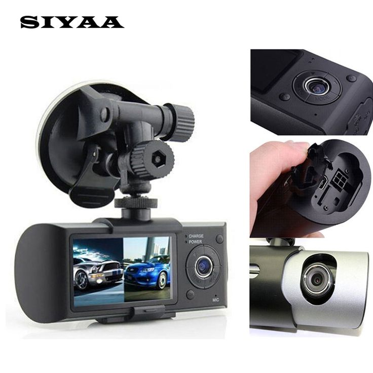 38.21$  Buy here - Dual Camera Car DVR R300 with GPS and 3D G-Sensor 2.7 TFT LCD Cam Video Camcorder Cycle Recording Digital Zoom Dash Camera   #buychinaproducts