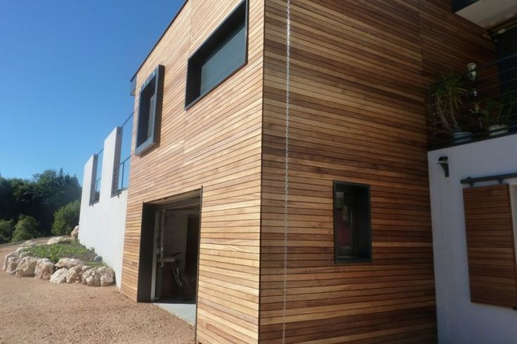 13 best Maisons individuelles images on Pinterest - architecture contemporaine maison individuelle
