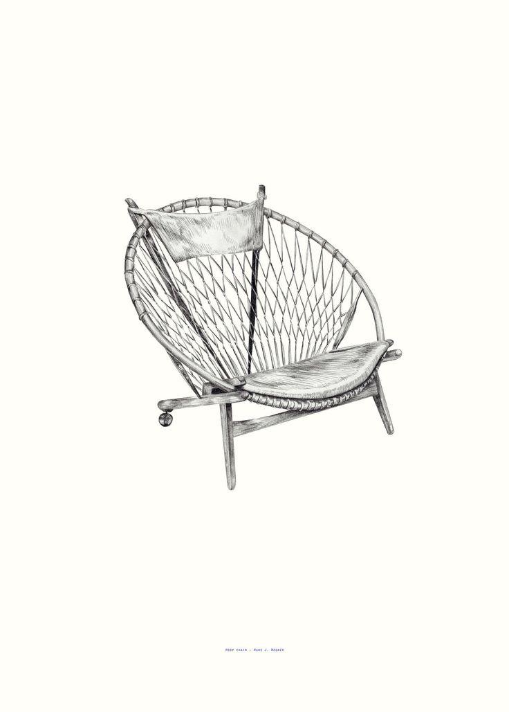 The Chair - Strek av Helene Egeland