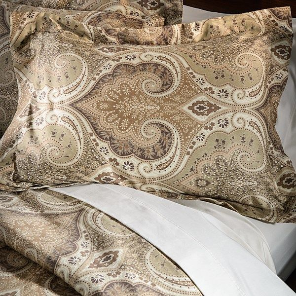 Duvet Cover Set Paisley Twin /Full Print Queen/King Traditional Bedding