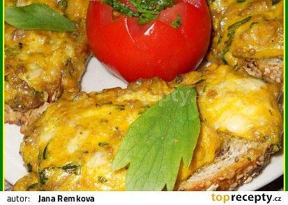Treščí játra po toskánsku recept (vajíčka,parmazán,bylinky - zapéct)