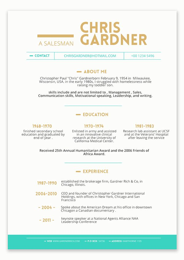 39 best Career images on Pinterest Resume design, Resume ideas - tobacco treatment specialist sample resume