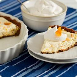 Zesty Orange & Toasted Almond Tart | Desserts | Pinterest | Tarts ...