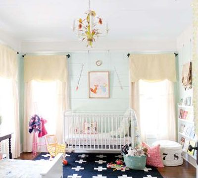 Win a Decorist Nursery Makeover by Joni Lay of             Lay Baby Lay