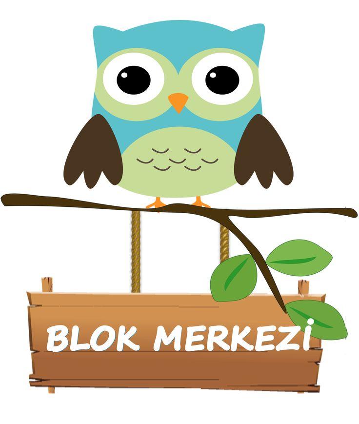Okulöncesi Blok Merkezi Ana sınıfı Baykuş