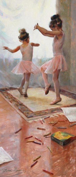 Peintre - Anna Rose Bain
