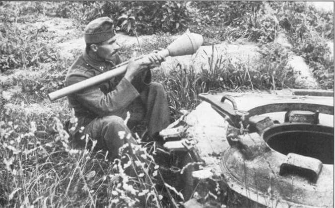 Hungarian soldier w/panzerfaust