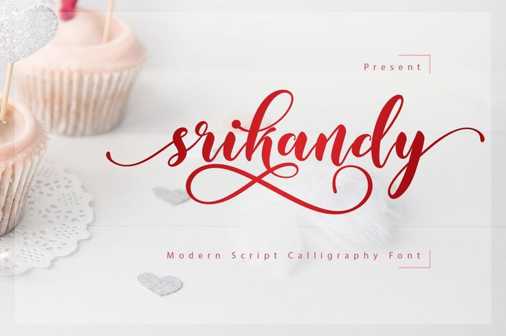 Srikandy Script Free example 1#free #font #lettering #type #typeface -partner link