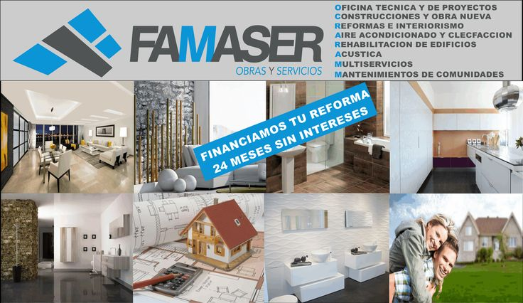 FAMASER OBRAS Y SERVICIOS www.famaser.com/  www.new.famaser.com/  www.new.famaser.c...