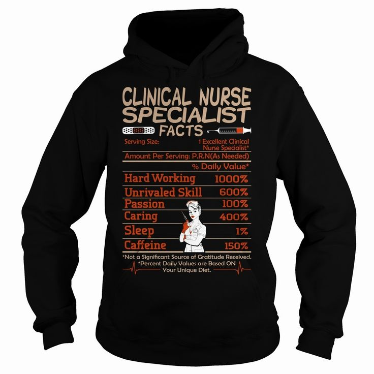 Clinical Nurse Specialist Facts Tshirt, Order HERE ==> https://www.sunfrog.com/Jobs/137048589-999526709.html?89700, Please tag & share with your friends who would love it, baby nurse gift ideas, knitter hat, knitter fashion #videos, #hair, #beauty